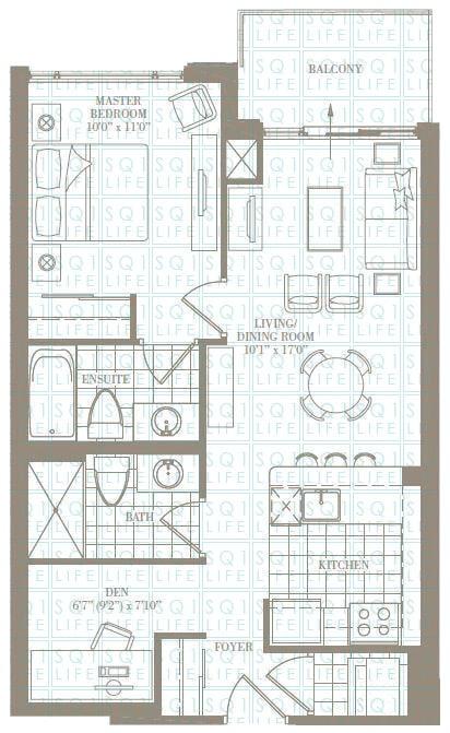 1+1-Bed-2-Bath-The-RoseHill-696-sqft