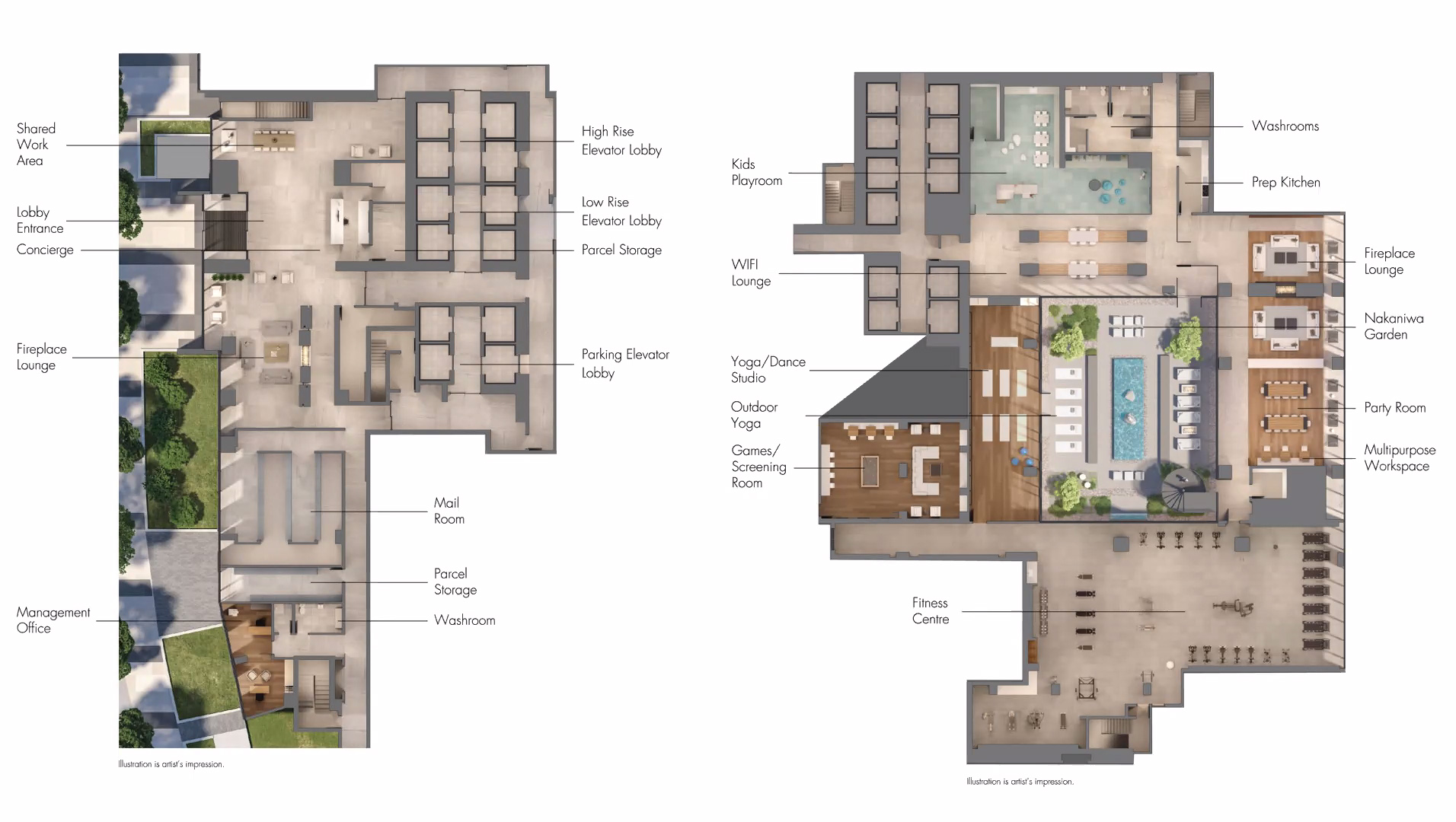 m4-condos-for-sale-mississauga-square-one-indoor-amenities