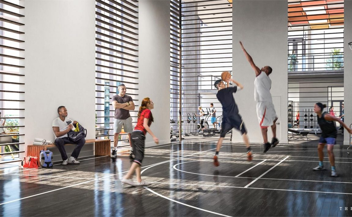 wesley-tower-360-city-centre-dr-square-one-condos-basketball-court