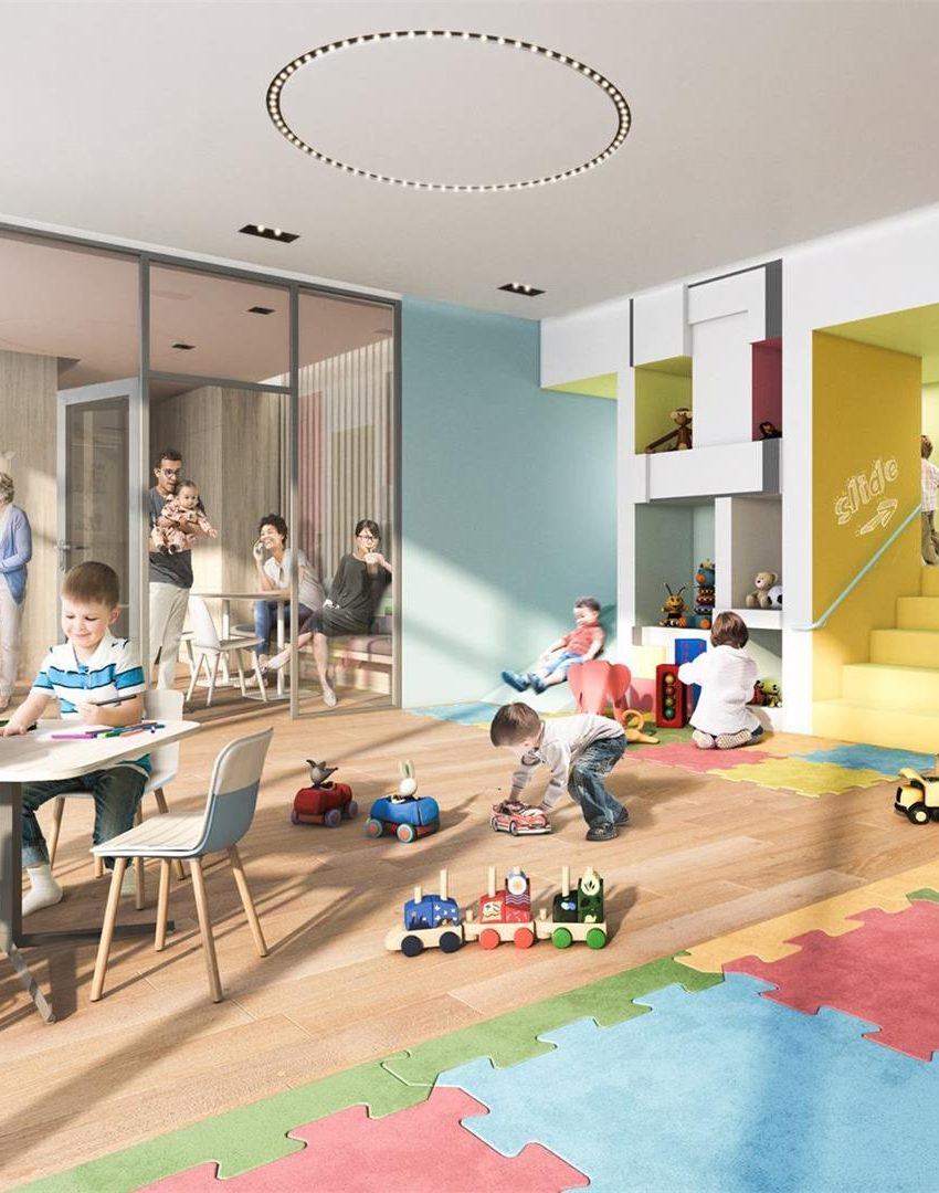 wesley-tower-360-city-centre-dr-square-one-condos-children-play-room