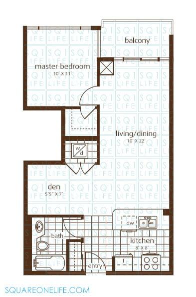 3525-Kariya-Dr-Elle-Condo-Floorplan-7-1-Bed-1-Den-1-Bath