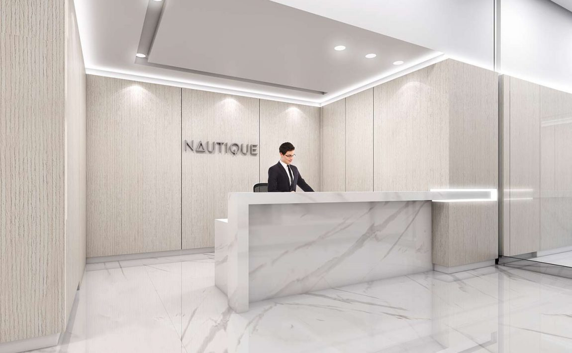 nautique-condos-374-martha-st-burlington-concierge-lobby