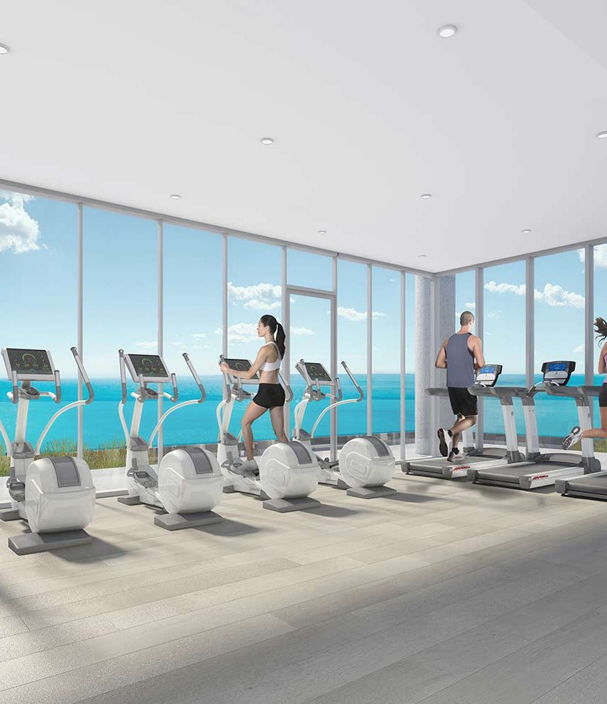 nautique-condos-374-martha-st-burlington-gym-fitness-cardio