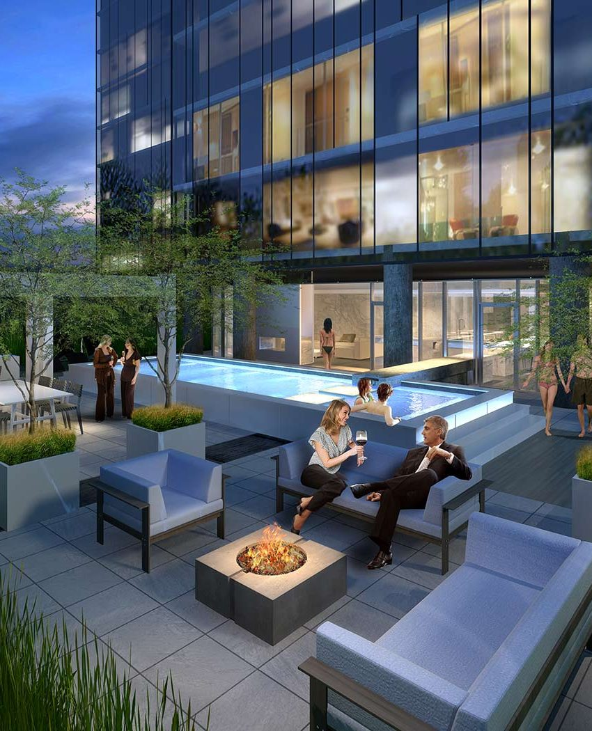nautique-condos-374-martha-st-burlington-outdoor-terrace-outdoor-pool
