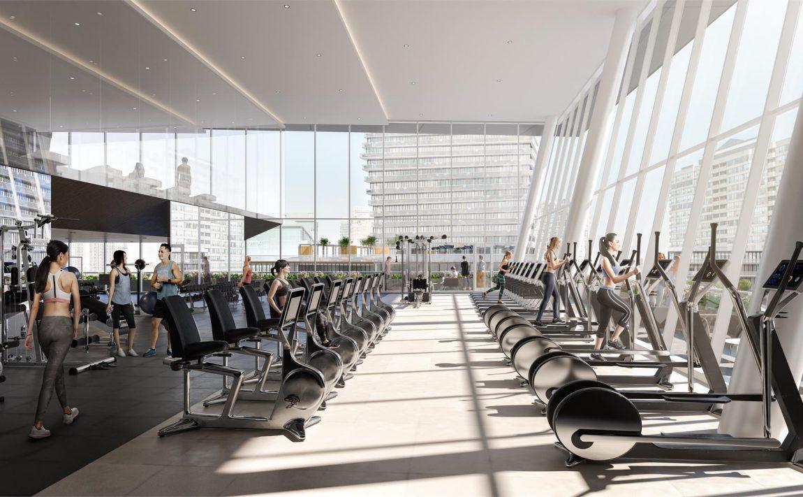 m3-condos-for-sale-m-city-mississauga-square-one-cardio-fitness-yoga