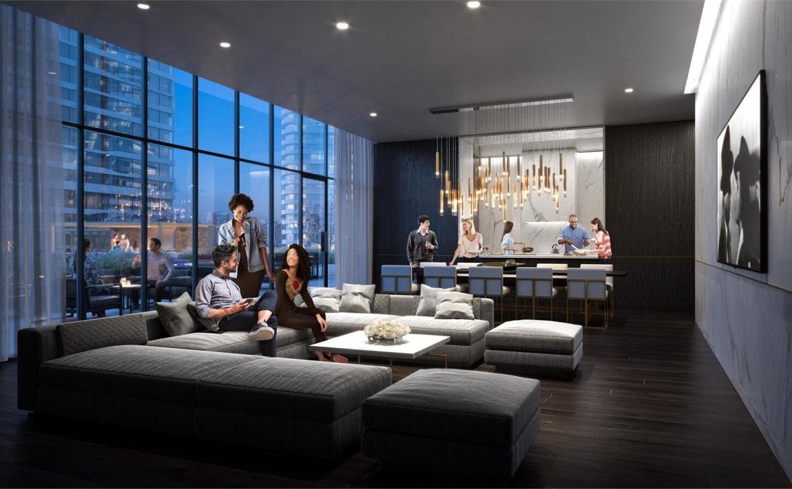 m3-condos-for-sale-m-city-mississauga-square-one-party-room