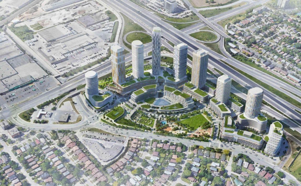 cloverdale-mall-redevelopment-etobicoke-condos