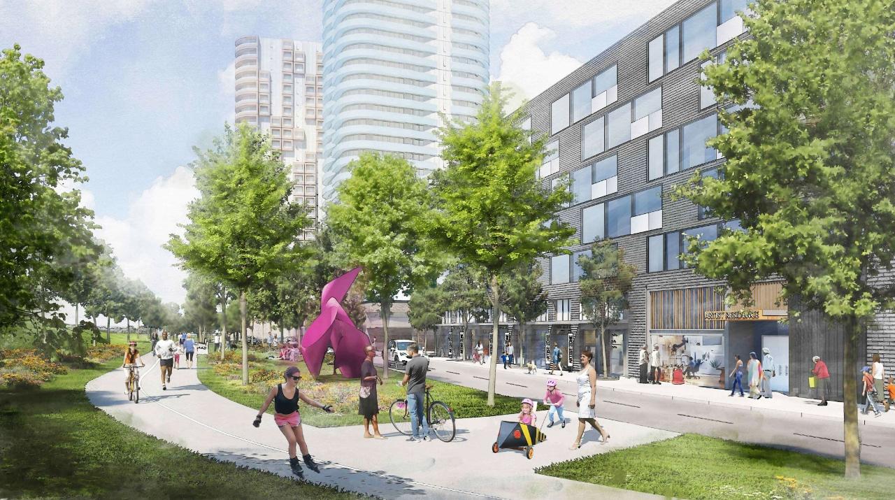 Cloverdale Mall Redevelopment
