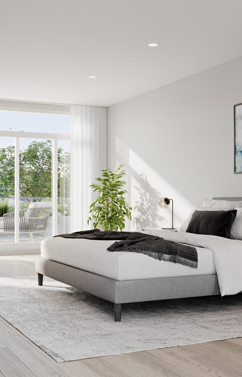 port-credit-brightwater-towns-for-sale-bedroom