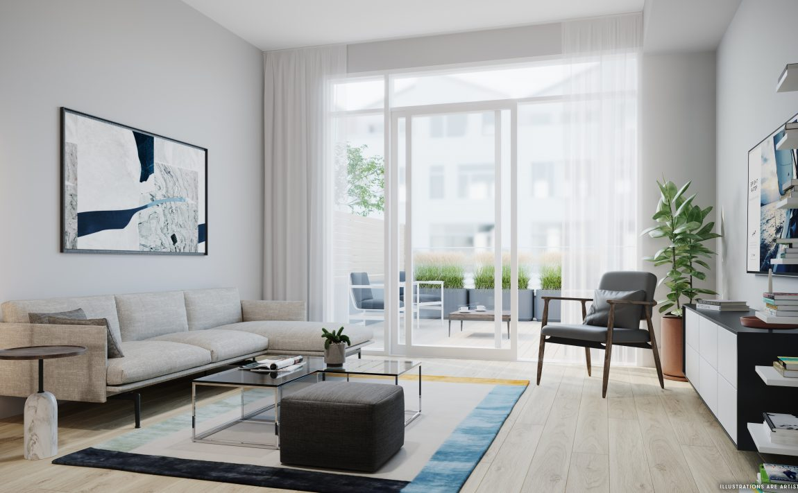 port-credit-brightwater-towns-for-sale-living-room