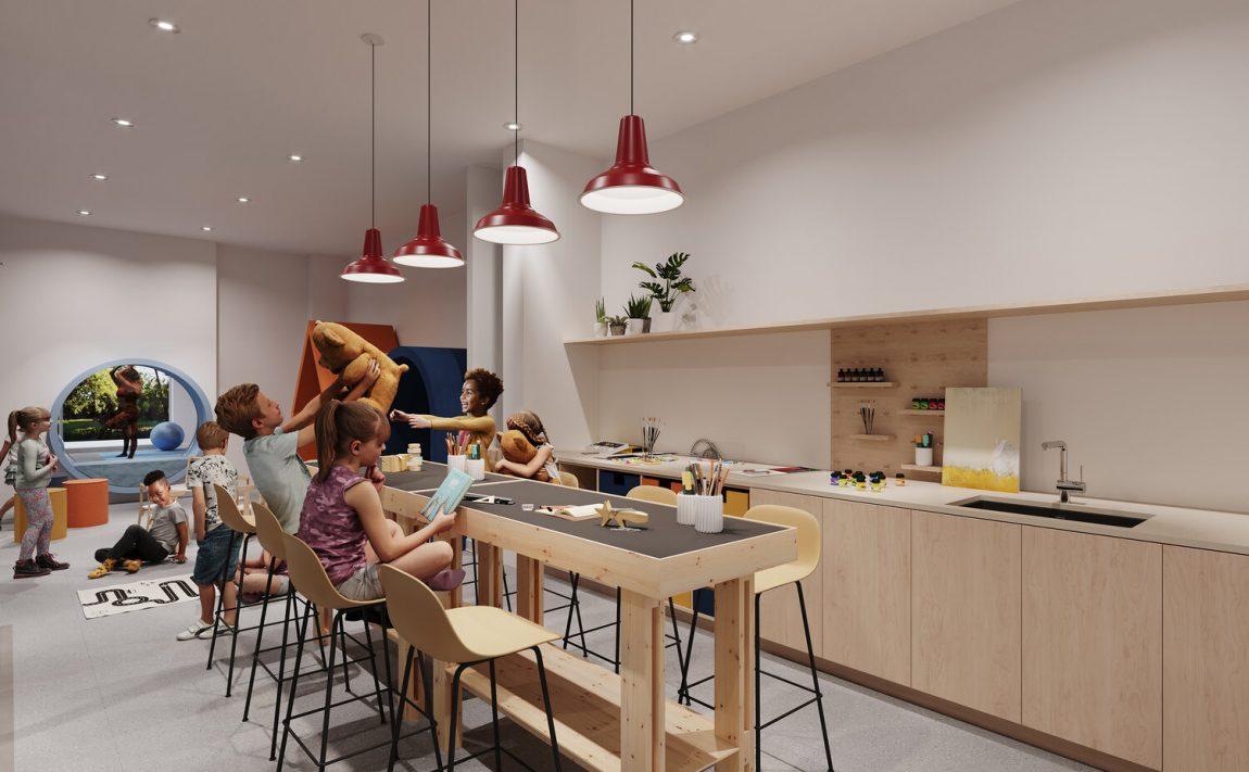 reina-condos-689-the-queensway-etobicoke-amenities-children-play-space