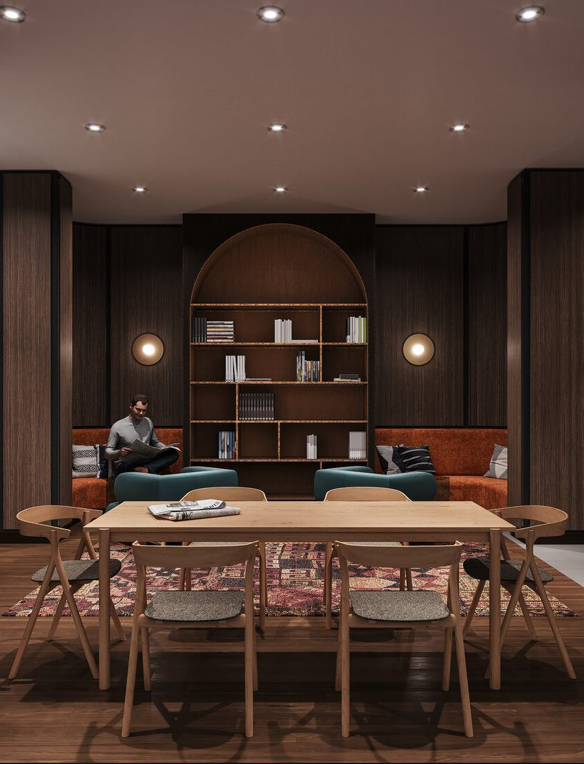 reina-condos-689-the-queensway-etobicoke-amenities-lounge