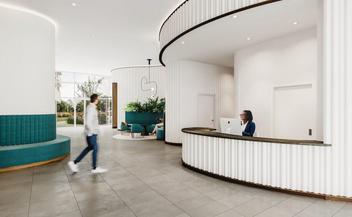 reina-condos-689-the-queensway-etobicoke-lobby-concierge