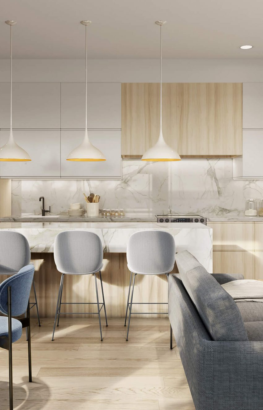 rise-at-stride-condos-1063-Douglas-McCurdy-Common-mississauga-port-credit-lakeview-kitchen