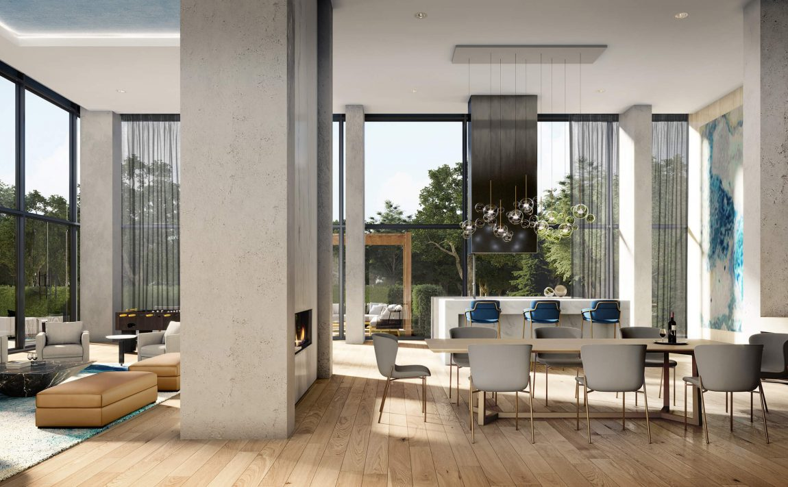 rise-at-stride-condos-1063-Douglas-McCurdy-Common-mississauga-port-credit-lakeview-lounge