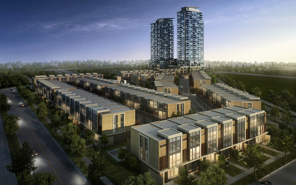 marquee-towns-little-creek-rd-four-springs-mississauga-luxury-townhouses-for-sale
