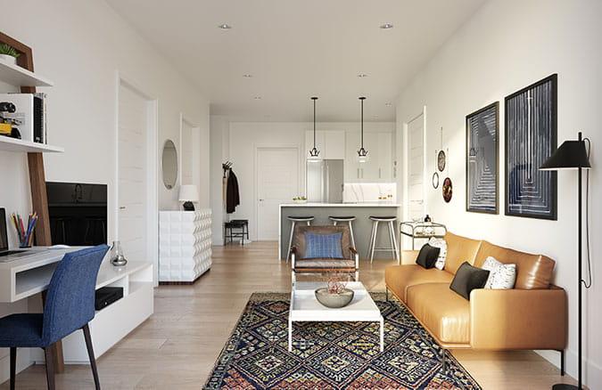 5north-1388-dundas-st-w-oakville-condos-for-sale-living