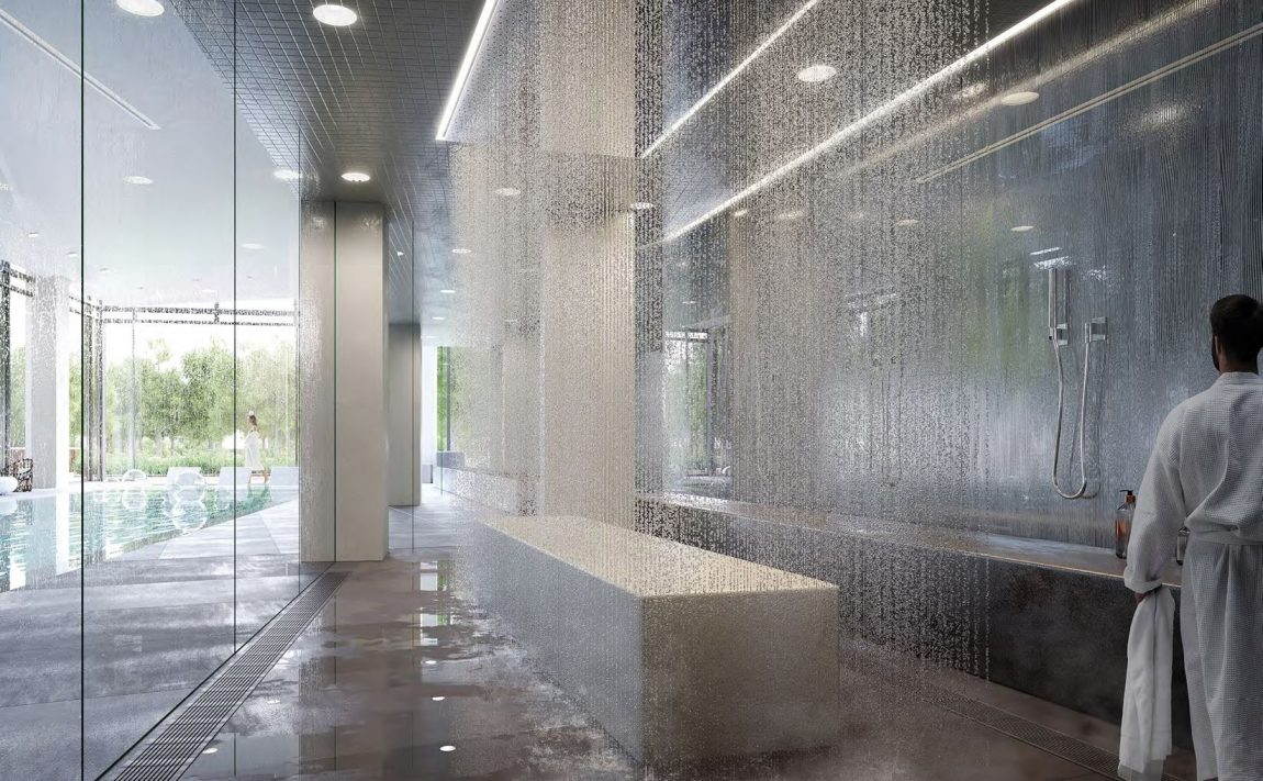 the-branch-condos-2444-old-bronte-rd-oakville-amenities-rain-room