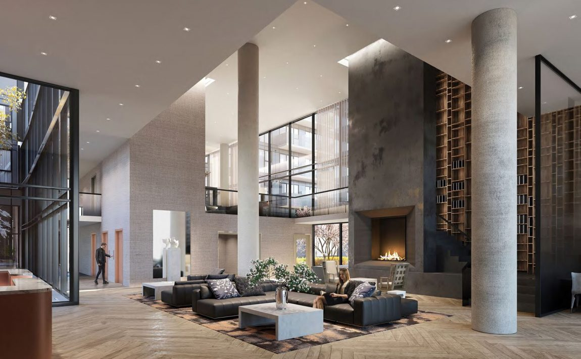 the-branch-condos-2444-old-bronte-rd-oakville-lobby-concierge