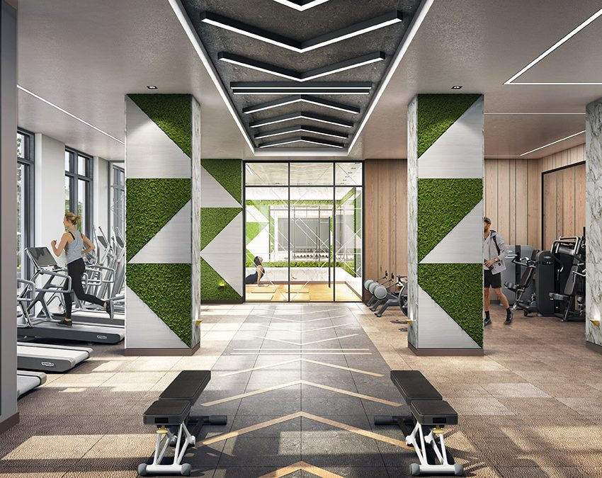 keystone-condos-202-burnahmthorpe-rd-e-square-one-gym-fitness