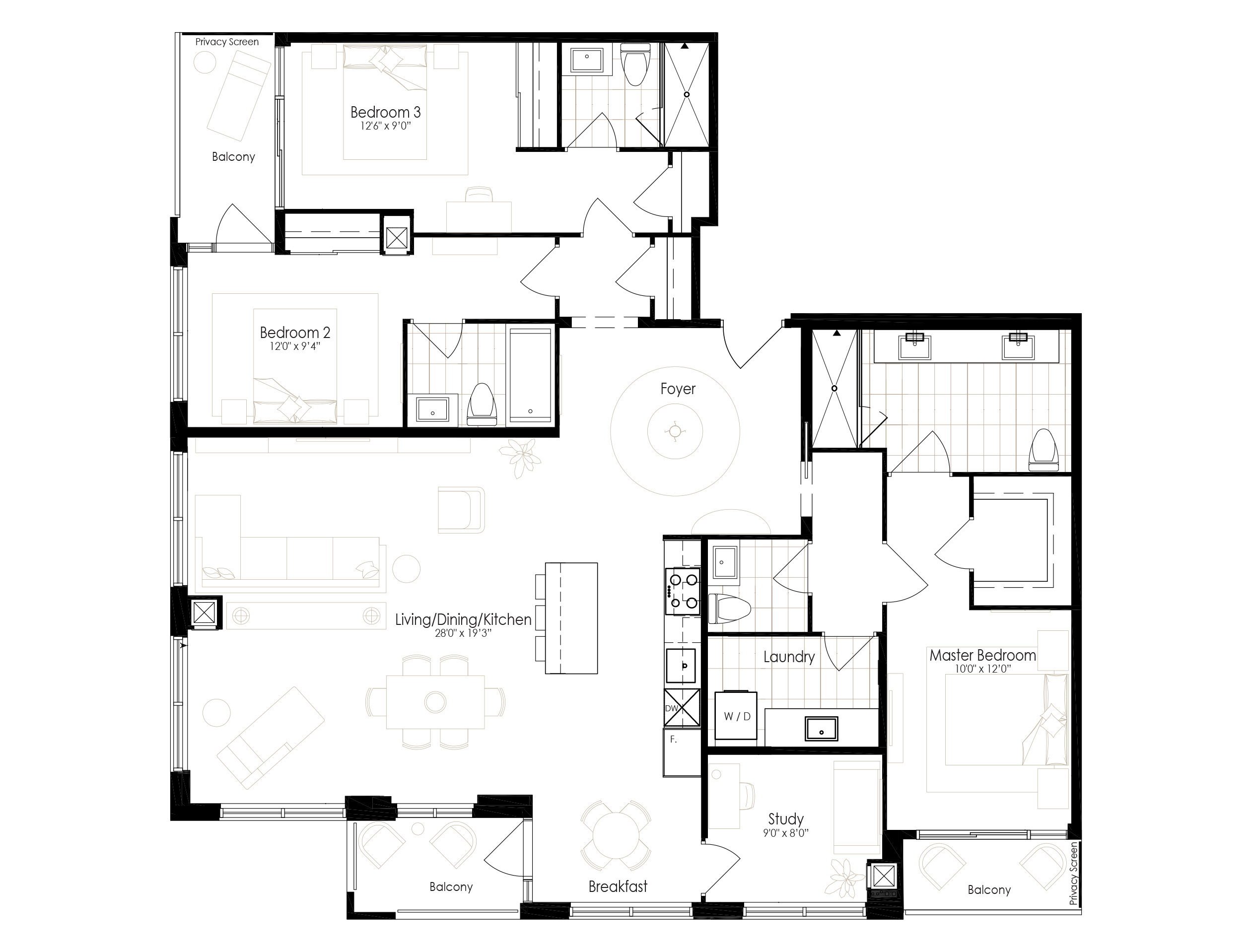 oro-condos-penthouse-onyx-floorplan-square-one
