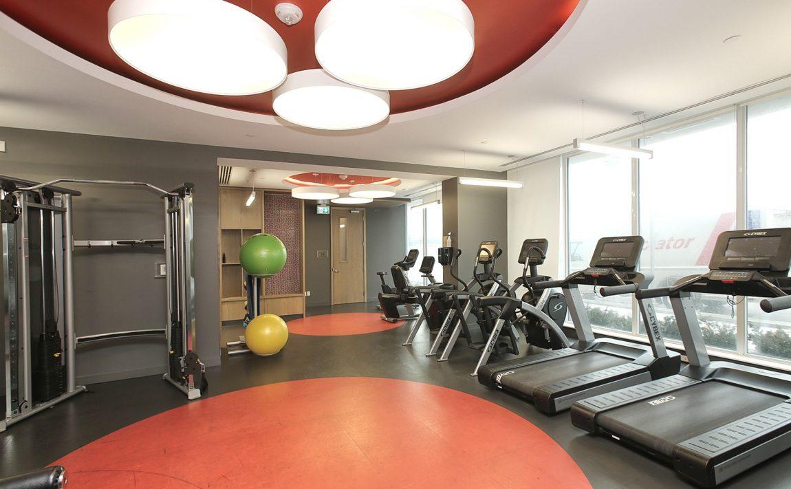 the-kip-district-one-20-thomas-riley-rd-condos-etobicoke-gym-fitness
