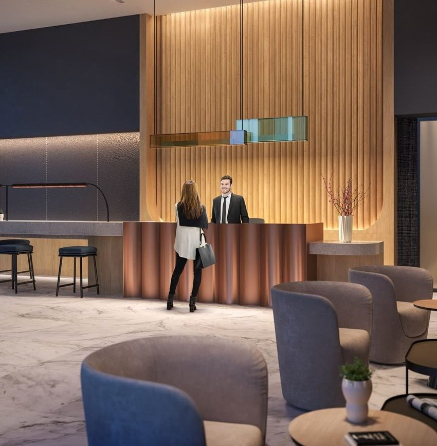 the-tailor-condos-1197-the-queensway-etobicoke-concierge-lobby