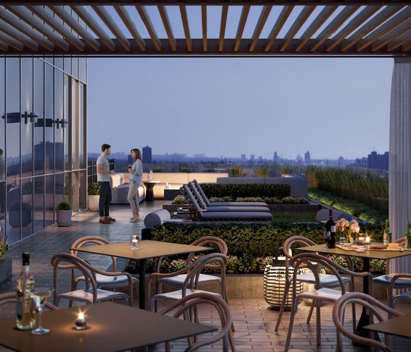 the-tailor-condos-1197-the-queensway-etobicoke-rooftop-terrace
