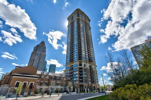 Chicago Condo Square One / Represented Buyer / 1 Bed