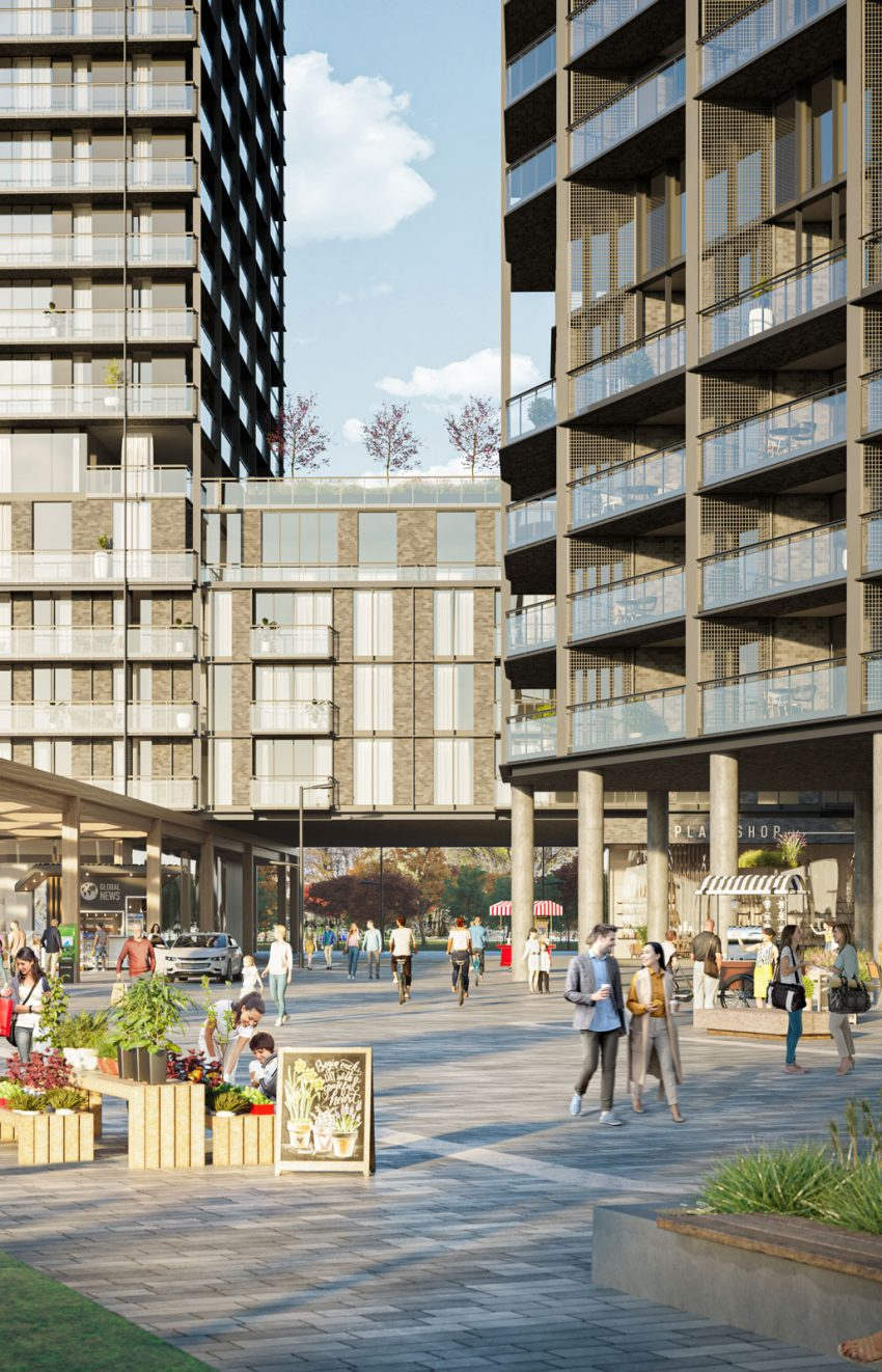grand-central-mimico-the-buckingham-south-tower-community