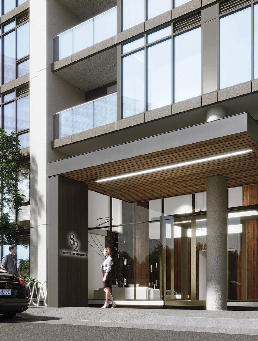 s2-at-stonebrook-1035-southdown-rd-mississauga-clarkson-condos-front-entrance