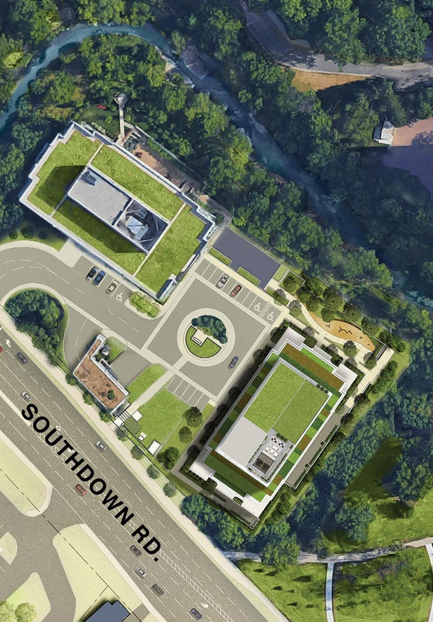 s2-at-stonebrook-1035-southdown-rd-mississauga-clarkson-condos-siteplan