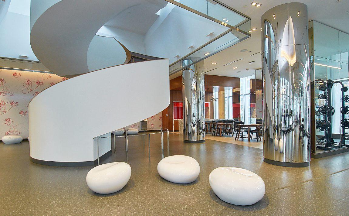 ten-york-condos-10-york-st-toronto-tridel-stairwell-amenities