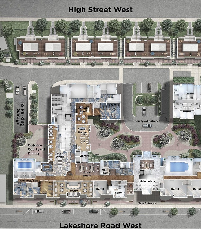 towns-at-the-shores-port-credit-high-st-w-mississauga-townhomes-amenities