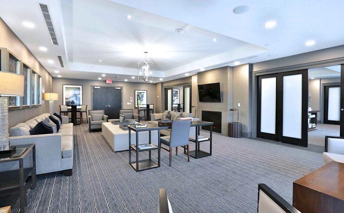 the-shores-condos-11-bronte-rd-oakville-party-room