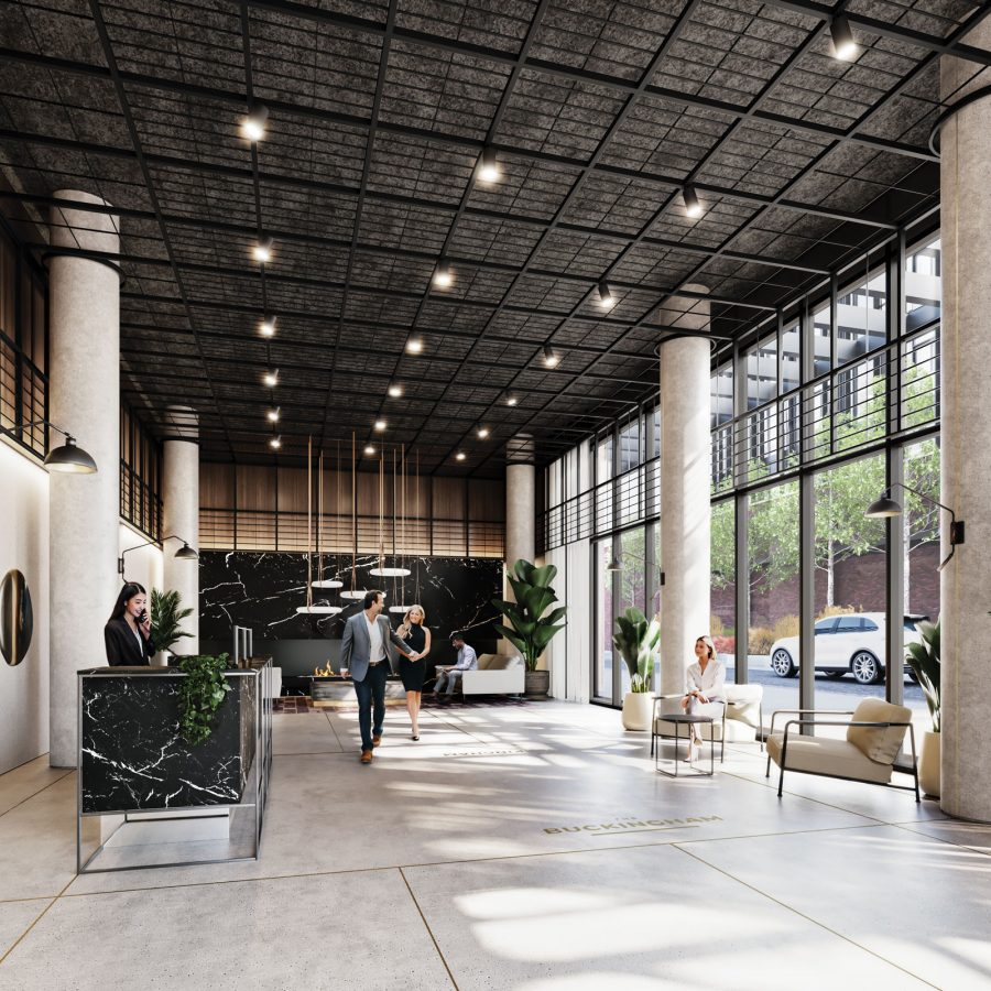 grand-central-mimico-the-buckingham-south-tower-23-buckingham-st-concierge-lobby